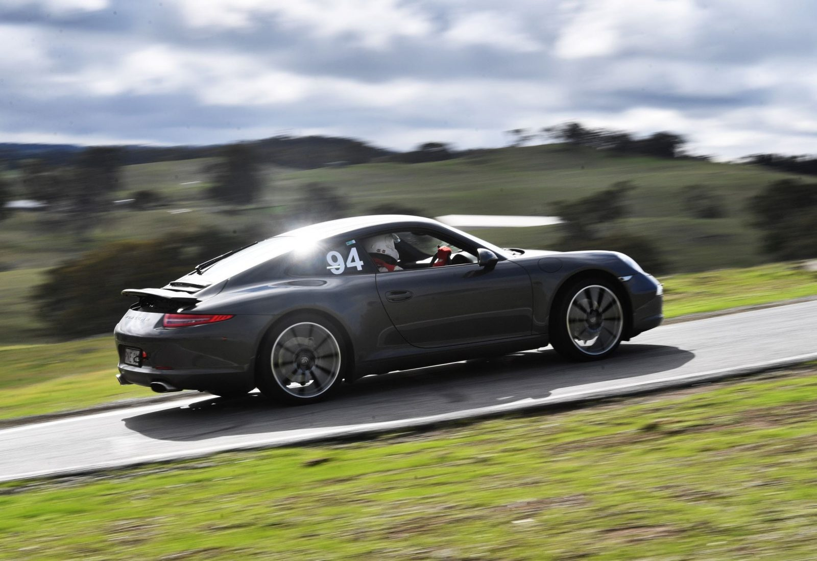 Porsche at Collingrove Hillclimb