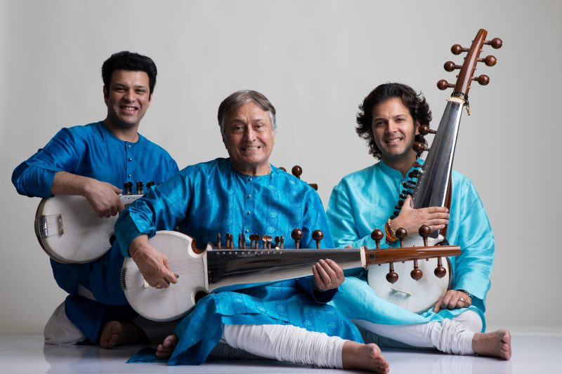 Amjad Ali Khan & the ASO performing at WOMADelaide 2019
