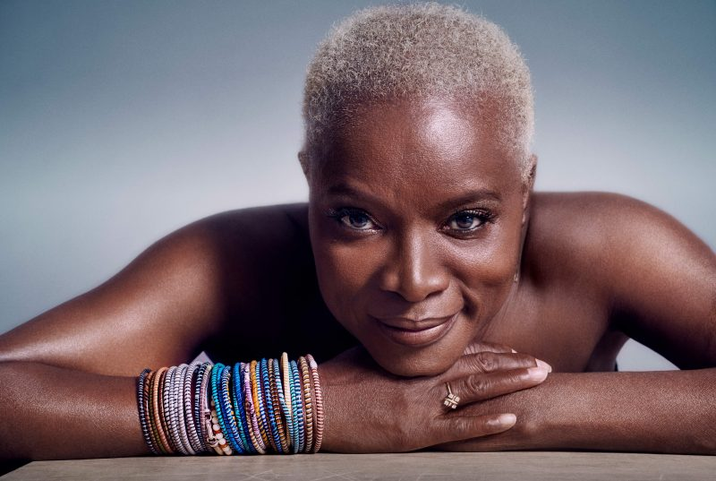 Angélique Kidjo performing at WOMADelaide 2019