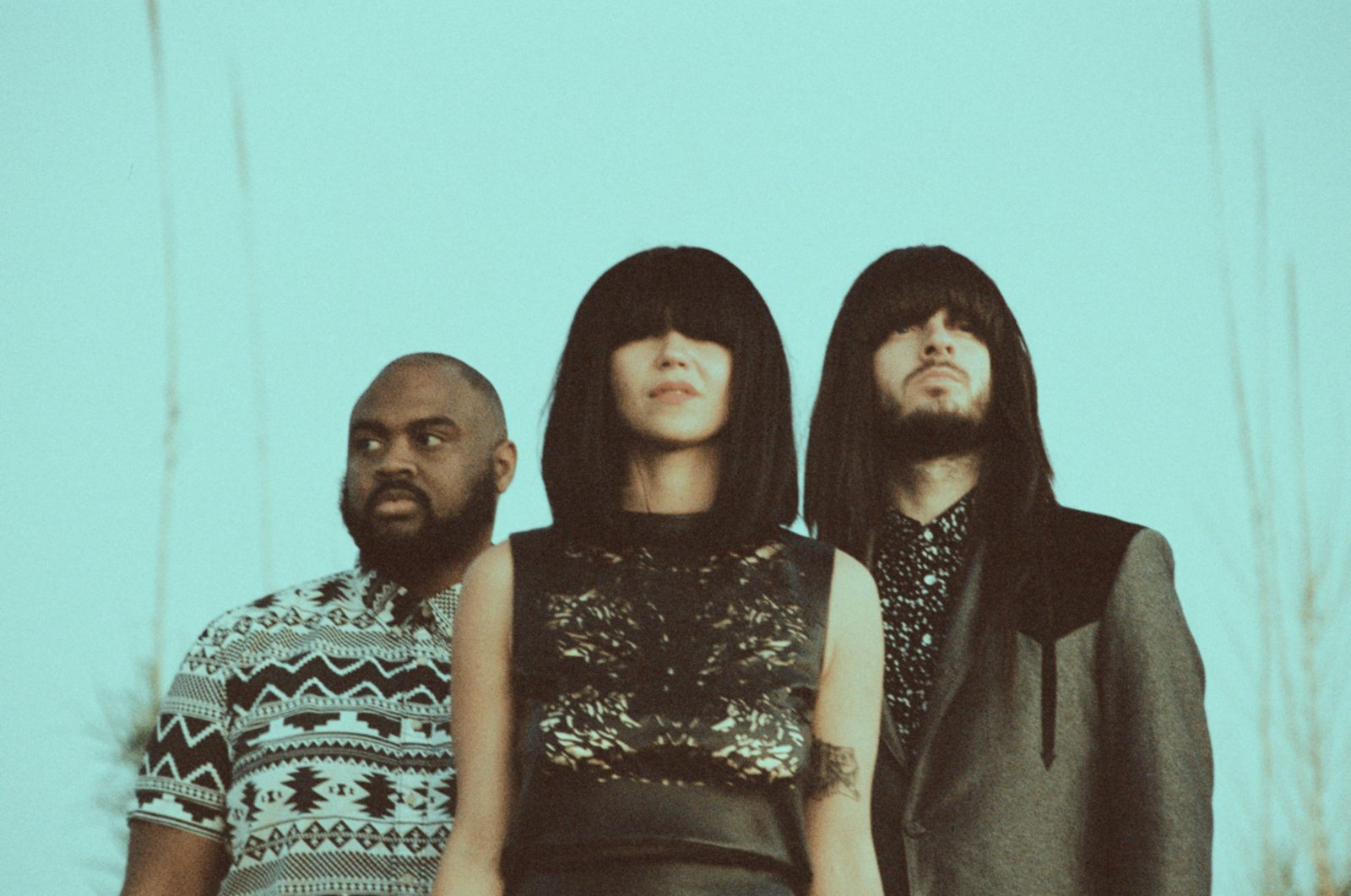 Khruangbin performing at WOMADelaide 2019