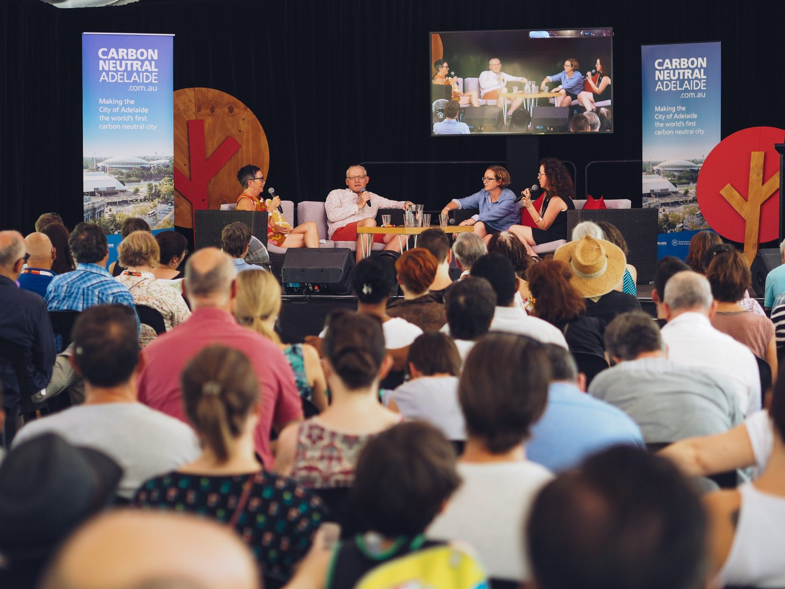 The Planet Talks program at WOMADelaide 2019
