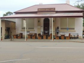 Wozza's Vault Cafe, Melrose, Flinders Ranges and Outback, South Australia