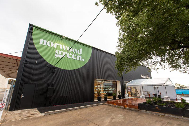 Norwood Green Warehouse