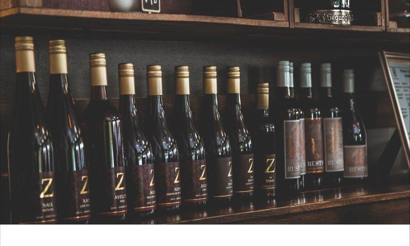 Z WINE .... line up