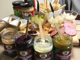 Zimmy's Barossa Valley Produce Tasting Platter