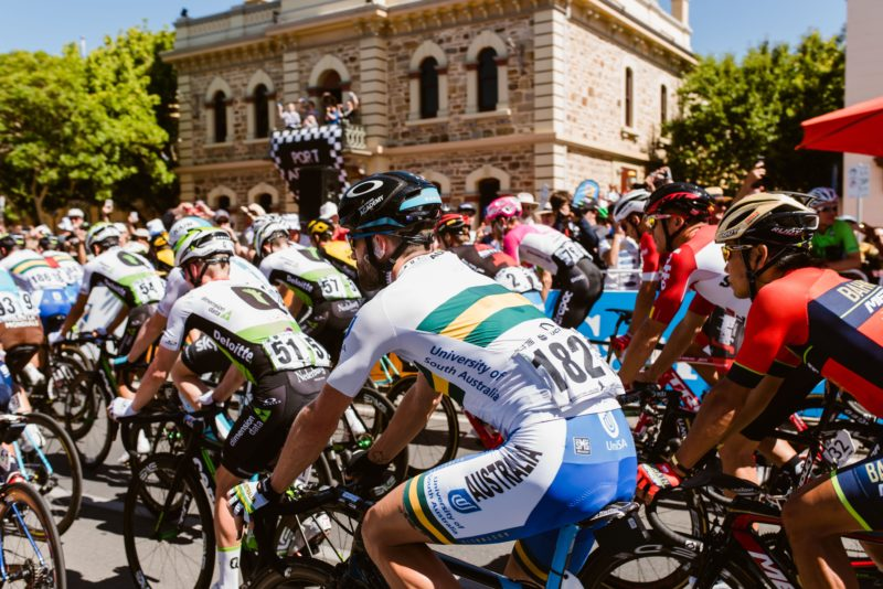 Stage 1 2018 Santos Tour Down Under