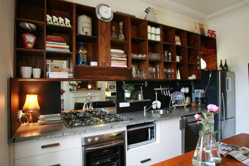 Upstairs Kitchen