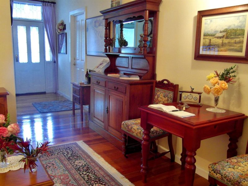 Guest Lounge - Writing Desk