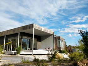 Aplite House Luxury Eco Accommodation, Friendly Beaches, Coles Bay, Freycinet Peninsula