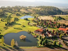 Resort in the Tamar Valley