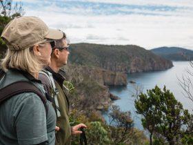 Three Capes Walk in Tasmania