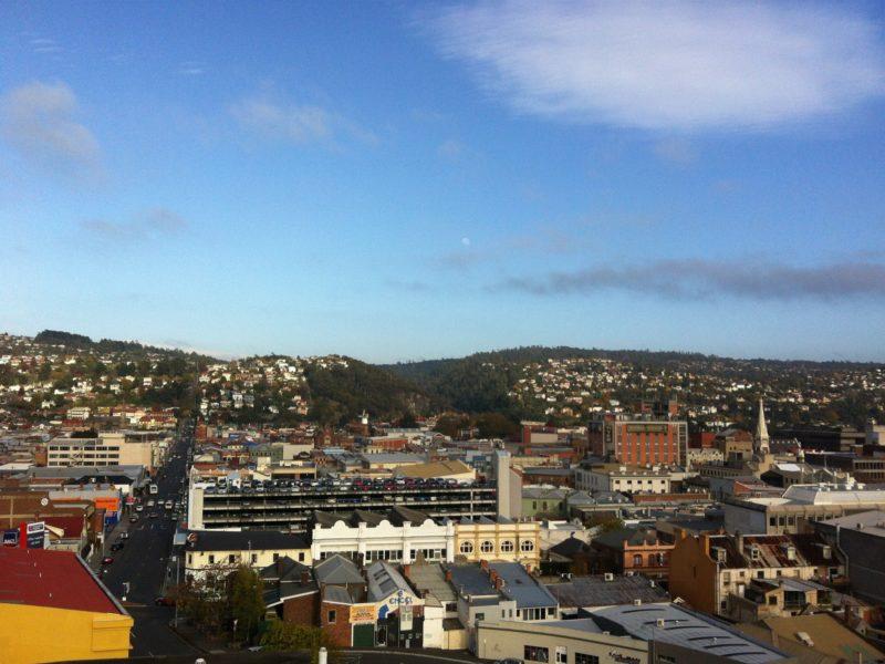 Unrivalled Views across Launceston