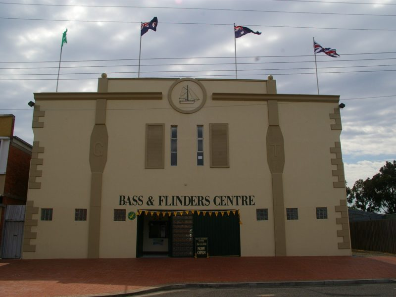 The Bass & Flinders Centre