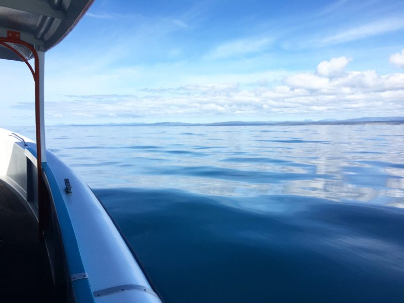 Glassy Calm Bay of Fires