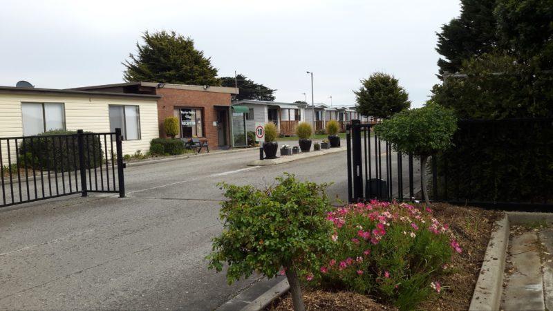 Bay View Holiday Village ~ Reception