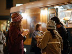Cityprom Launceston Central City Winterlicious Event