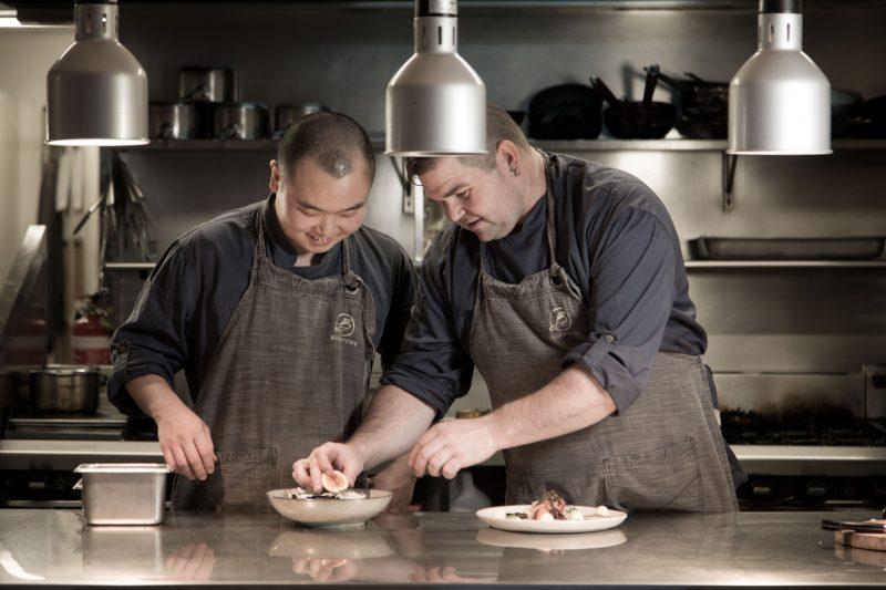 Bluestone Bar & Kitchen - chefs