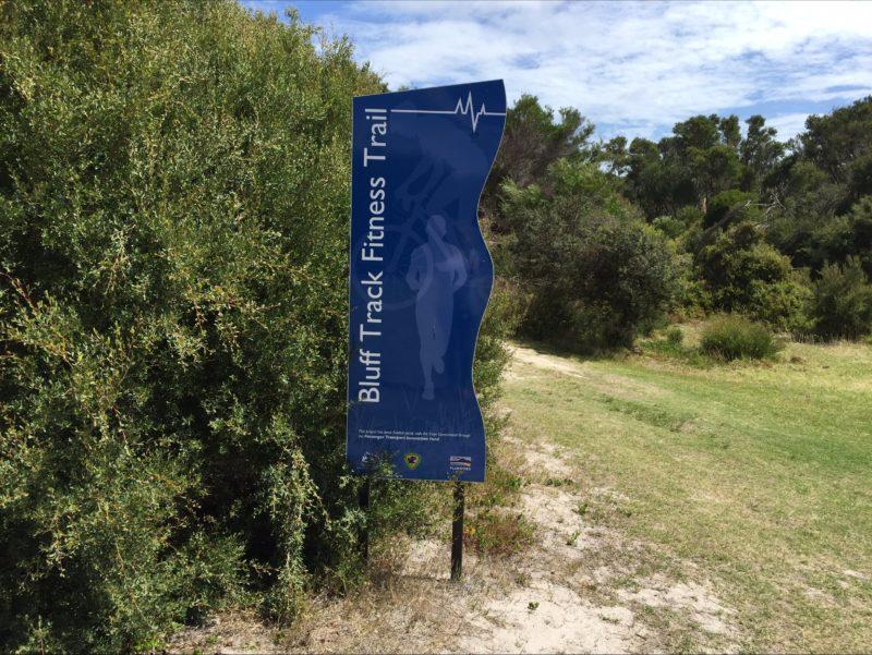 Bluff Track Fitness Trail Flinders Island Tasmania