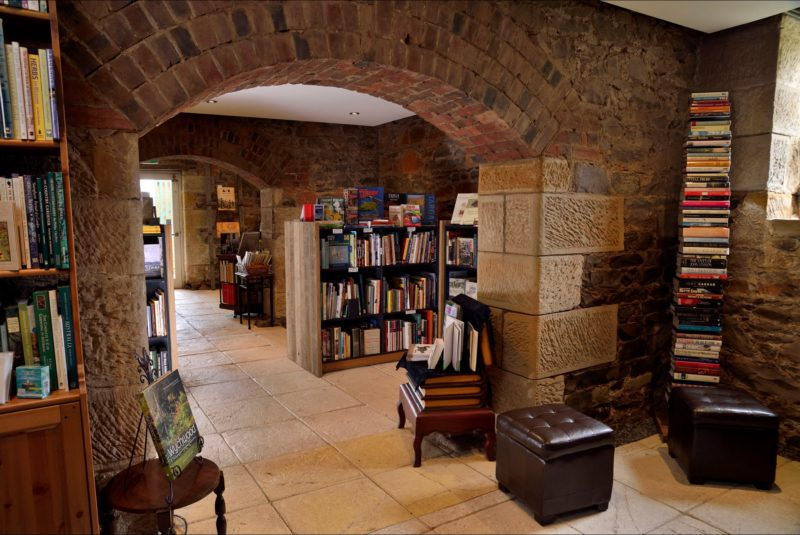 Inside The Book Cellar