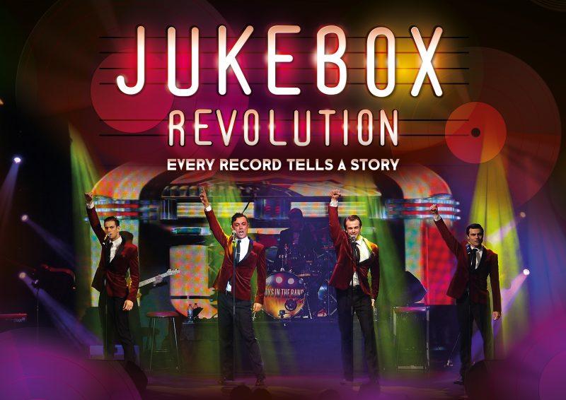Jukebox Revolution at the Theatre Royal Hobart