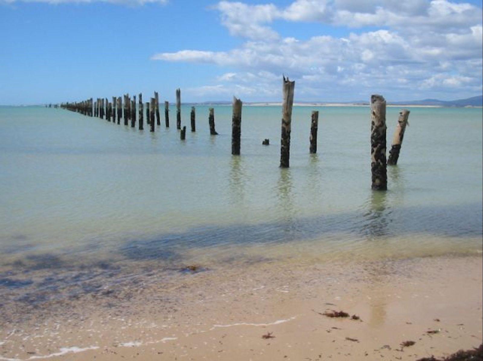Old Pier beach