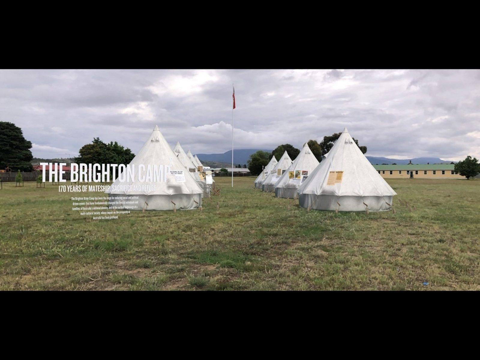 Brighton Army Camp