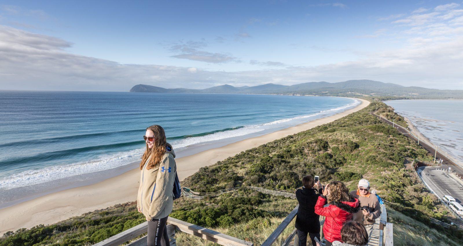 Bruny Island, Bruny Island Neck, Bruny Island Tours, Hobart, Tasmania