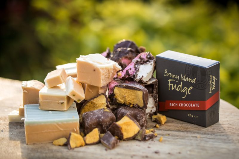 Bruny Island Chocolate, Bruny Island Fudge, Bruny Island Food, Tasmania Tours, Bruny Island Tours