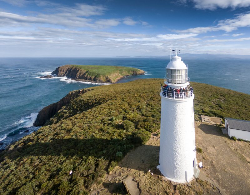 Join our Bruny Island Food, Sightseeing and Lighthouse Tour. Your lighthouse tour is included.