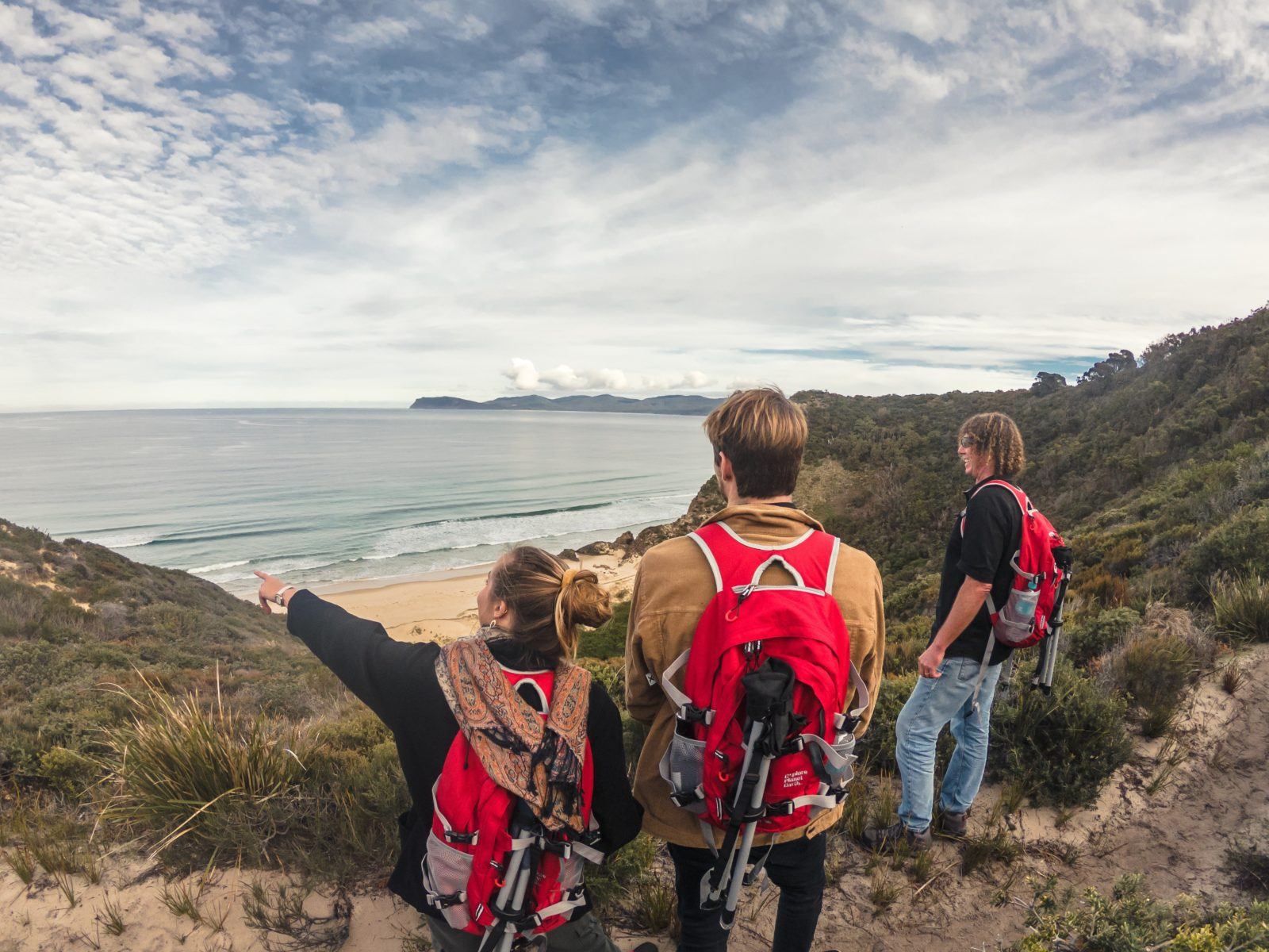 Bruny Island Walks with Bruny Island Safaris