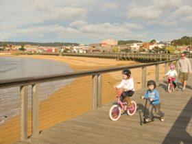 Burnie waterfront