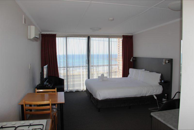 Sea View motel room