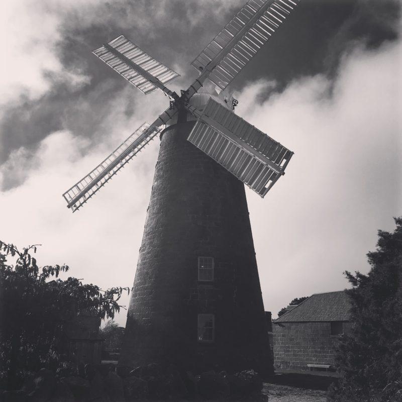 Callington Mill BW