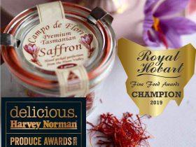 Campo de Flori saffron awards