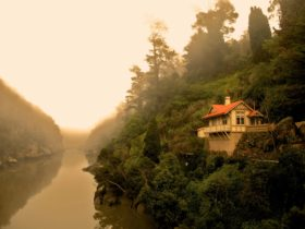 Gatekeepers cottage - Cataract Gorge Reserve, First Basis and Cliff Grounds