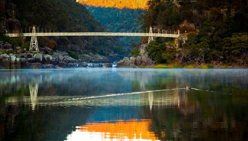 Launceston Cataract Gorge & First Basin
