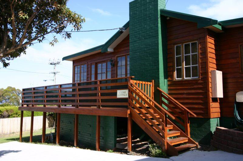 Cedar Cottages Blackmans Bay