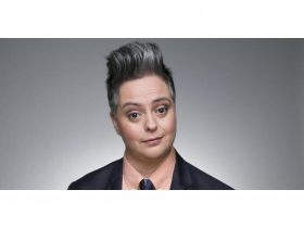 Clubhouse Comedy with Geraldine Hickey