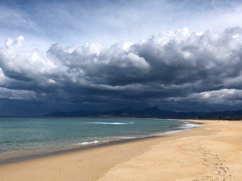 Sand, Ocean