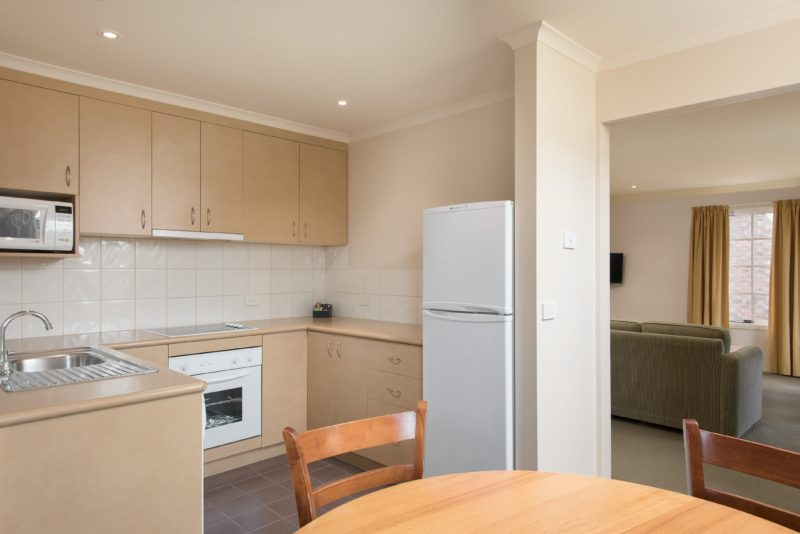 Villas - 2 bedroom kitchenette