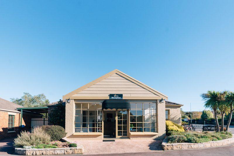 Reception at Country Club Villas