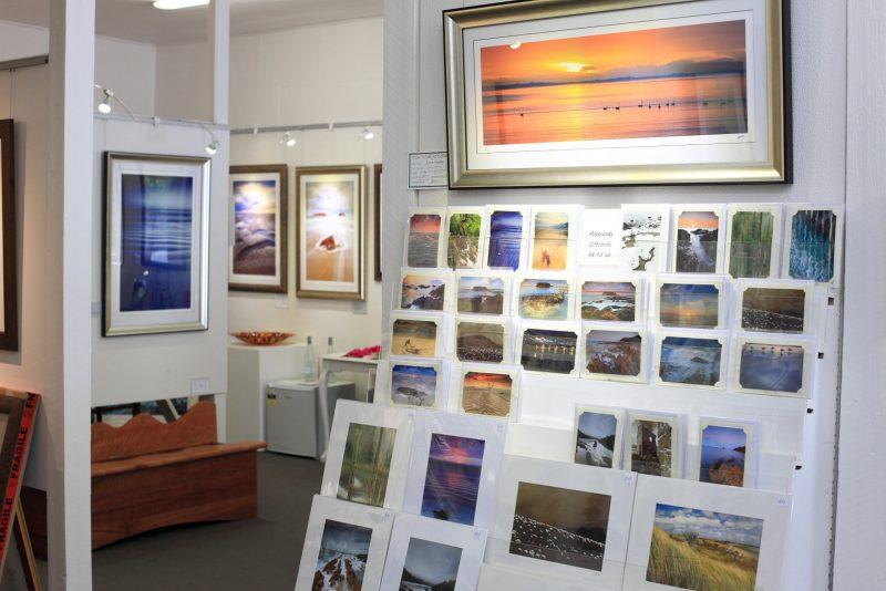 Range of artworks