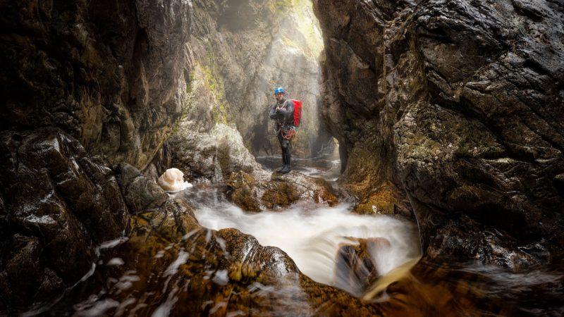 Canyon, Canyoning, Adventure, Tasmania, Cradle Mountain, Tours