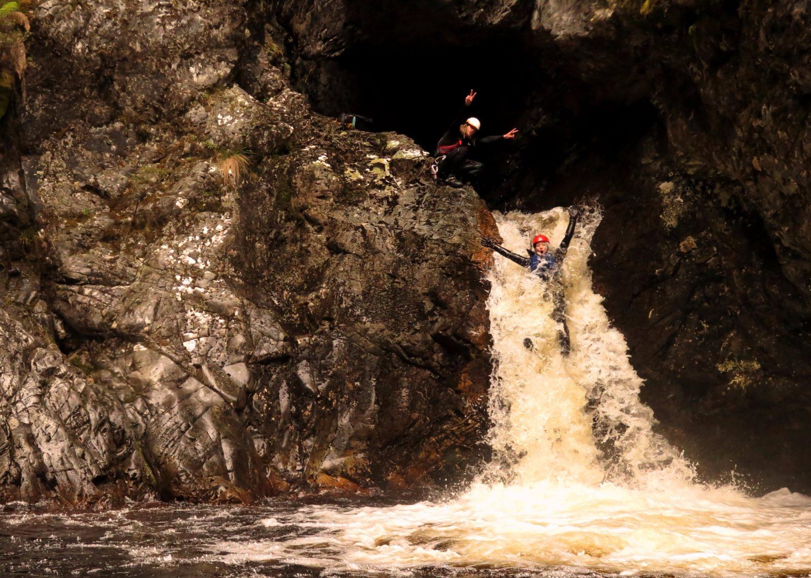 Canyoning, Canyoneering, Tasmania, Cradle Mountain, Tasmania