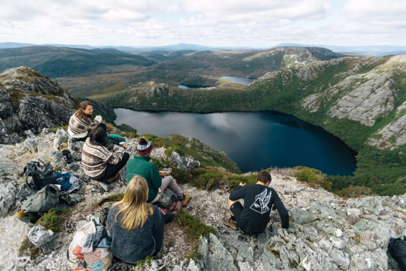 Mountain Huts Film Trail, Cradle Mountain Film Fest