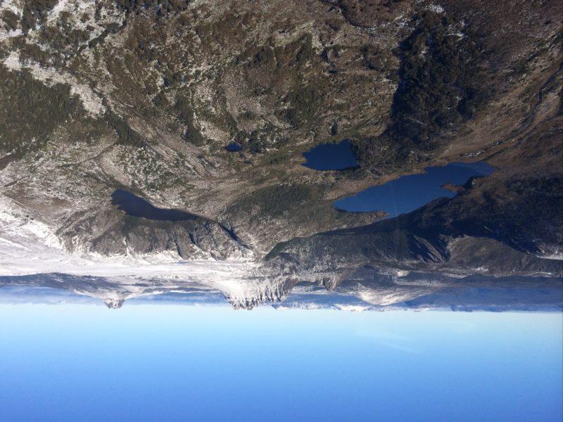 Dove Lake - Crater Lake - Cradle Mountain