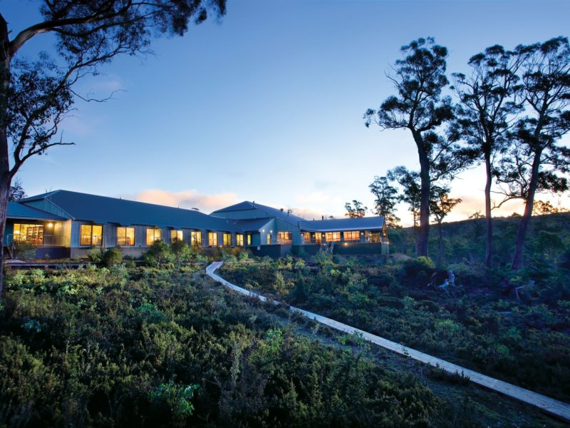 Cradle Mountain Hotel - Accommodation at Cradle Mountain Tasmania