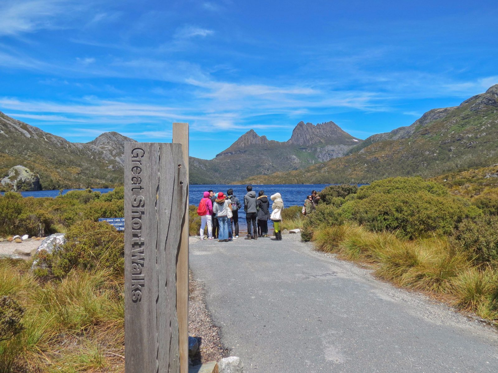 Cradle Mountain Visitor Information Centre