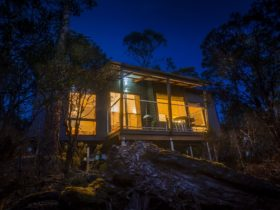 Cradle Mountain Wilderness Village