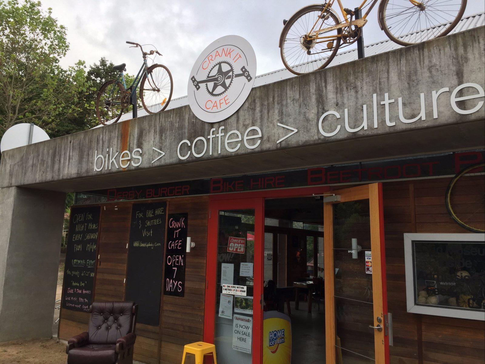 Crank It Cafe